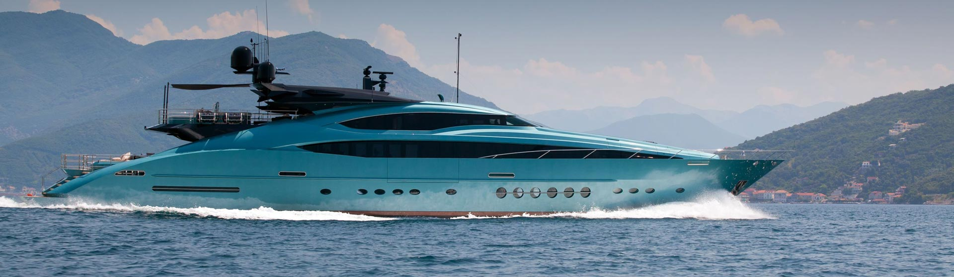 Superyacht Charter Specialists